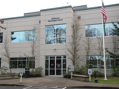Picture of Federal Way City Hall Court