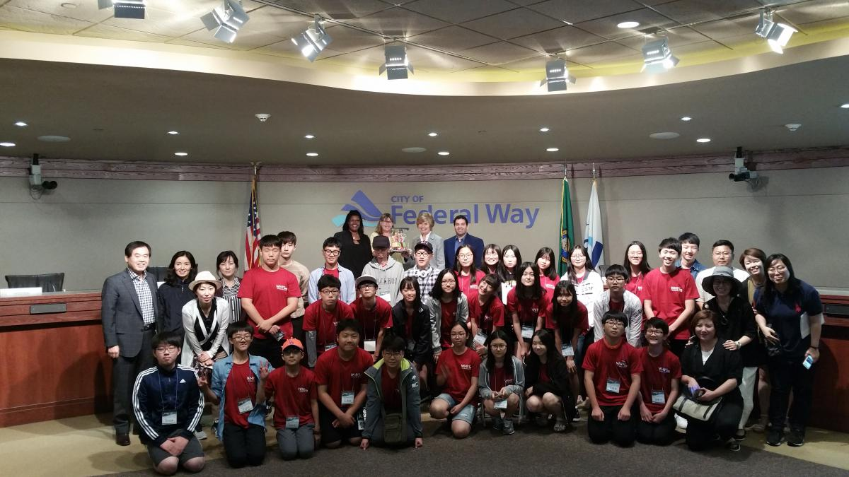 Korean Youth Leadership