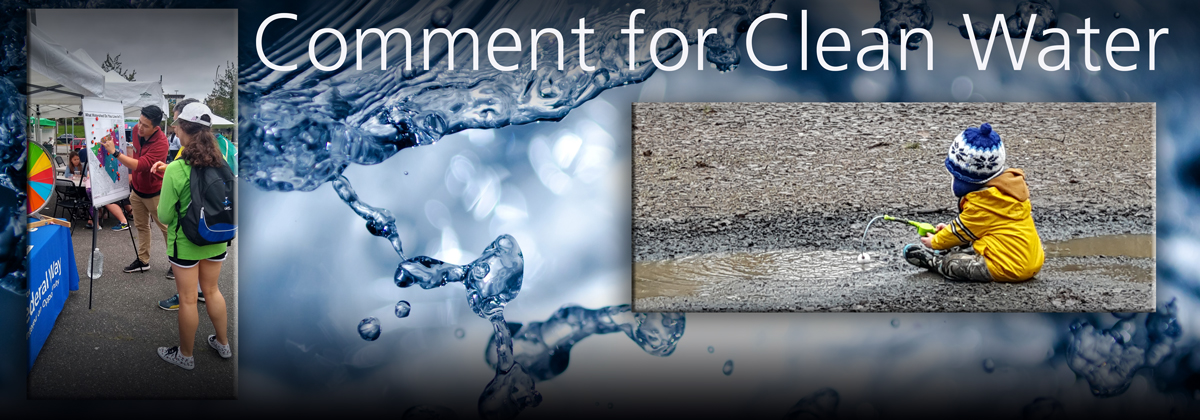 Clean Water and Pollution Prevention input meeting