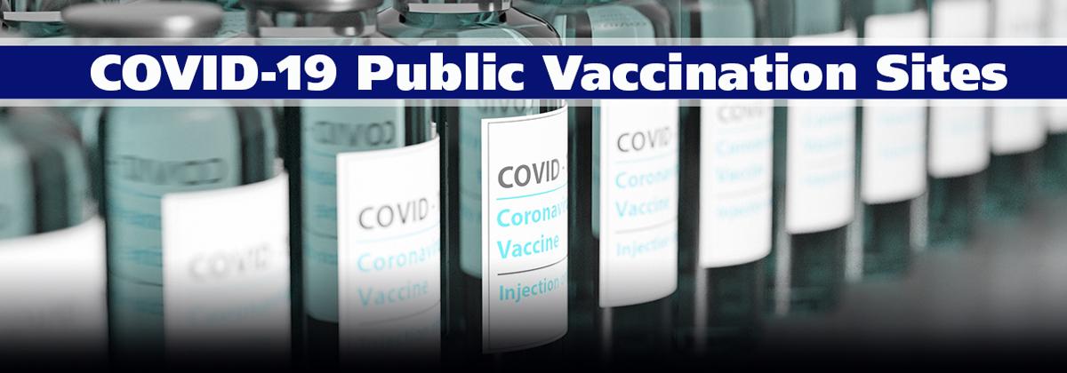 Covid-19 Vaccine Locations