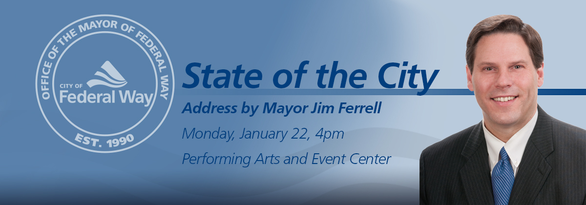 Federal Way State of the City Address