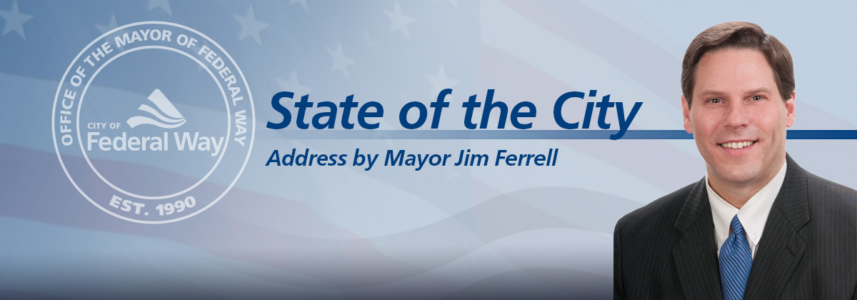 State of the City - Federal Way